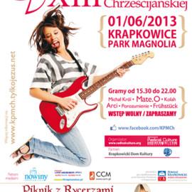 Plakat KPMCh XIII