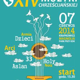 Plakat KPMCh XIV