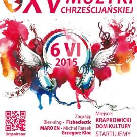 Plakat XV KPMCh Uciety