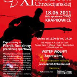 Plakat KPMCh XI